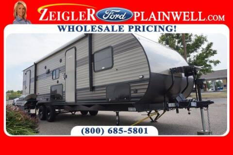 2020 Forest River Wildwood for sale at Zeigler Ford of Plainwell- Jeff Bishop in Plainwell MI