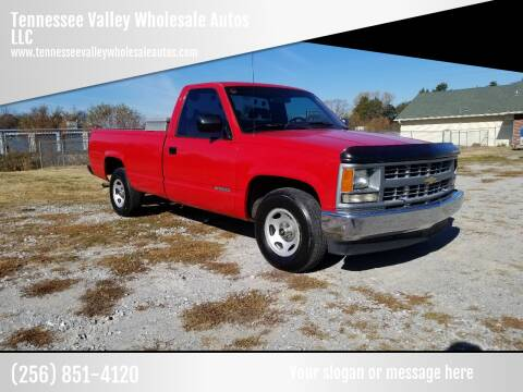 1994 Chevrolet C/K 1500 Series for sale at Tennessee Valley Wholesale Autos LLC in Huntsville AL
