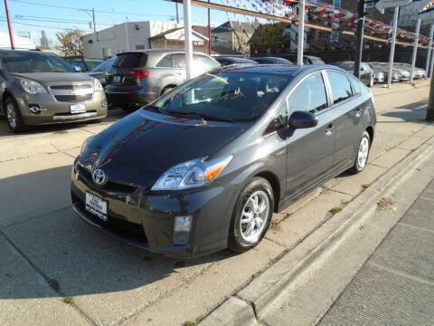 2010 Toyota Prius for sale at CAR CENTER INC in Chicago IL