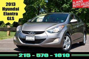 2013 Hyundai Elantra for sale at Ilan's Auto Sales in Glenside PA