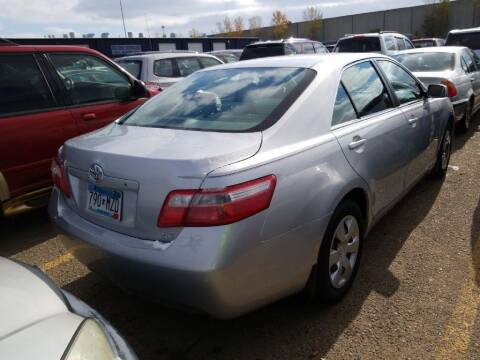 2007 Toyota Camry for sale at Affordable 4 All Auto Sales in Elk River MN