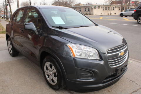 2016 Chevrolet Trax for sale at LIBERTY AUTOLAND INC - LIBERTY AUTOLAND II INC in Queens Villiage NY