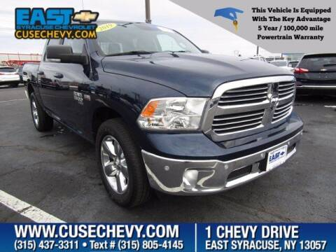 2019 RAM Ram Pickup 1500 Classic for sale at East Syracuse Performance Sales & Service in Syracuse NY