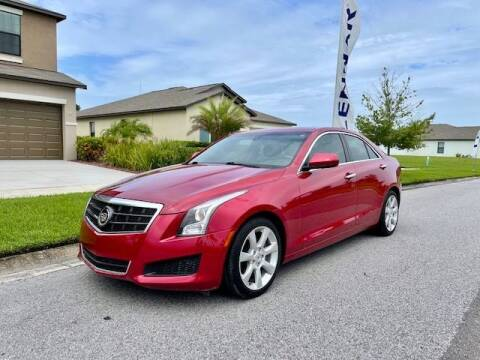 2013 Cadillac ATS for sale at Ramos Auto Sales in Tampa FL