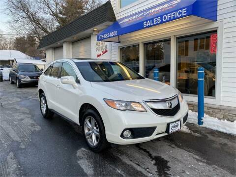 2014 Acura RDX for sale at Best Price Auto Sales in Methuen MA