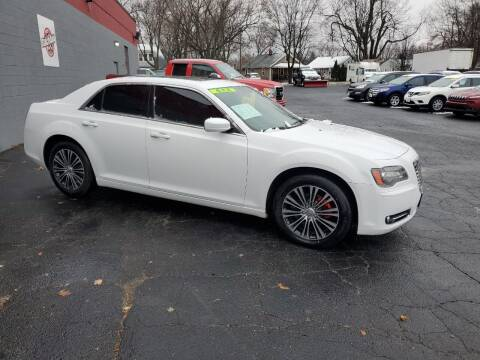 2014 Chrysler 300 for sale at Stach Auto in Edgerton WI