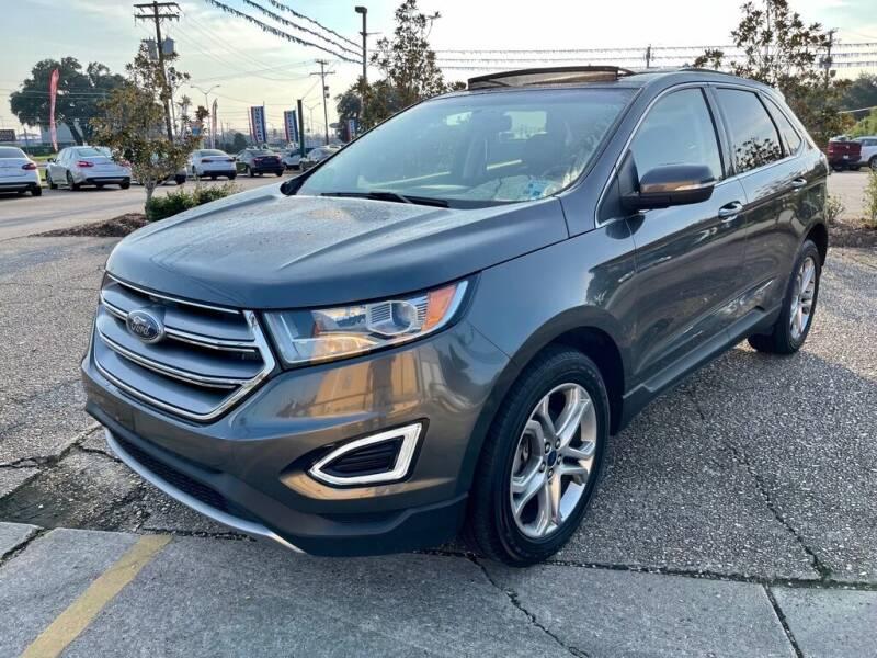 2017 Ford Edge for sale at Southeast Auto Inc in Walker LA
