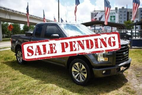 2017 Ford F-150 for sale at STS Automotive - Miami, FL in Miami FL