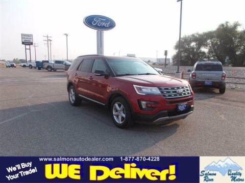 2016 Ford Explorer for sale at QUALITY MOTORS in Salmon ID