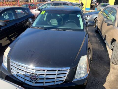 2011 Cadillac DTS for sale at HW Used Car Sales LTD in Chicago IL