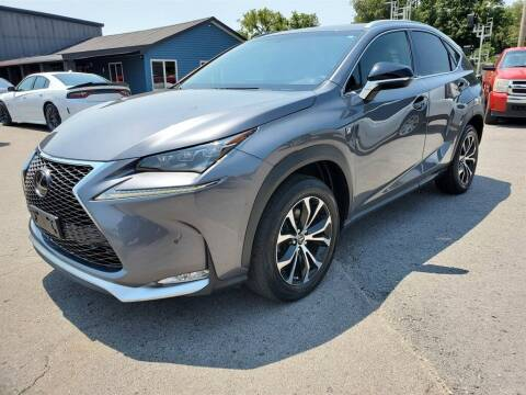 2017 Lexus NX 200t for sale at Southern Auto Exchange in Smyrna TN