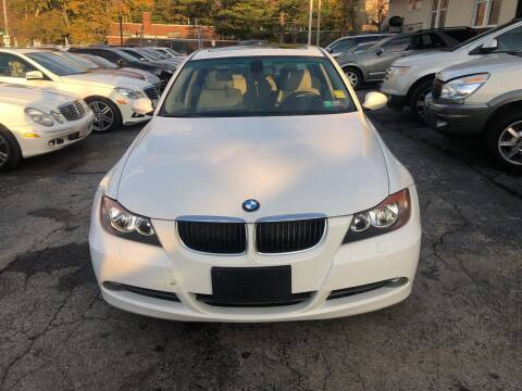 2007 BMW 3 Series for sale at Six Brothers Auto Sales in Youngstown OH