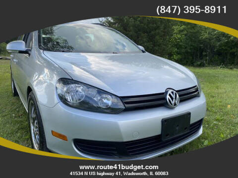 2012 Volkswagen Jetta for sale at Route 41 Budget Auto in Wadsworth IL