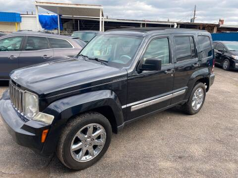 2008 Jeep Liberty for sale at Memphis Auto Sales in Memphis TN