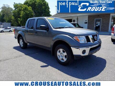 2006 Nissan Frontier for sale at Joe and Paul Crouse Inc. in Columbia PA