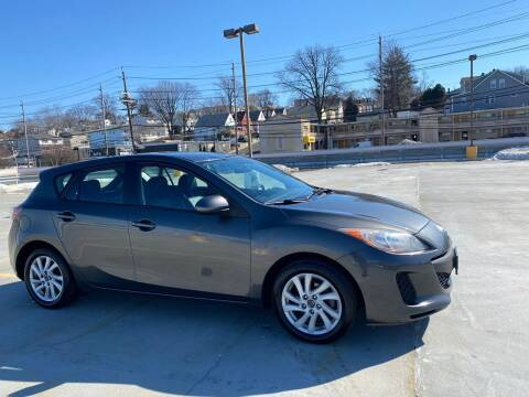 2013 Mazda MAZDA3 for sale at JG Auto Sales in North Bergen NJ