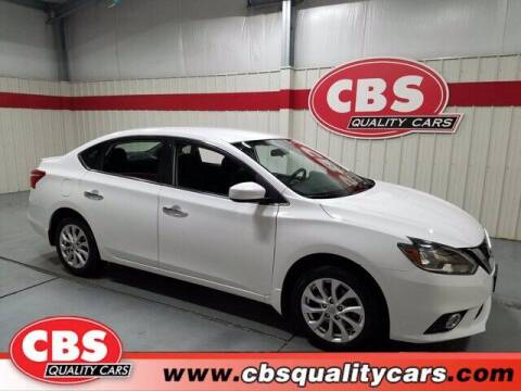 2017 Nissan Sentra for sale at CBS Quality Cars in Durham NC