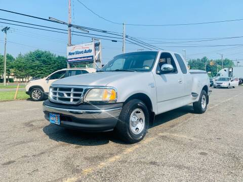 1999 Ford F-150 for sale at New Wave Auto of Vineland in Vineland NJ