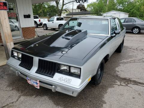 1984 Oldsmobile Cutlass Supreme for sale at New Wheels in Glendale Heights IL