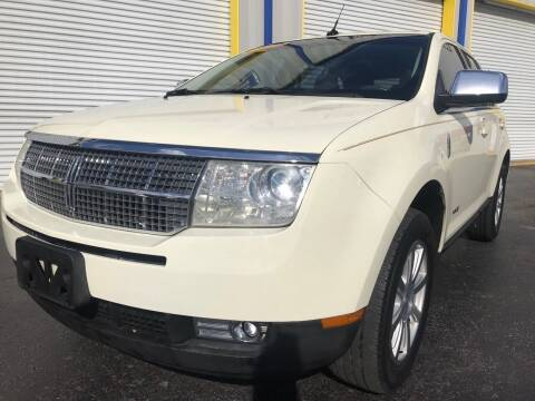 2008 Lincoln MKX for sale at RoMicco Cars and Trucks in Tampa FL
