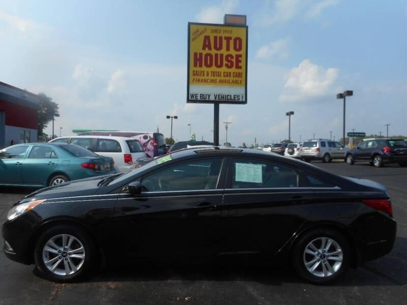2013 Hyundai Sonata for sale at AUTO HOUSE WAUKESHA in Waukesha WI