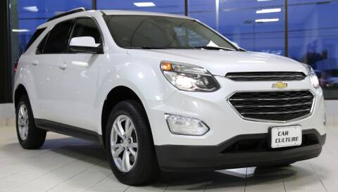 2016 Chevrolet Equinox for sale at Car Culture in Warren OH
