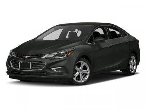 2017 Chevrolet Cruze for sale at HILAND TOYOTA in Moline IL