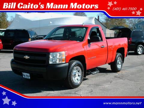 2008 Chevrolet Silverado 1500 for sale at Bill Caito's Mann Motors in Warwick RI