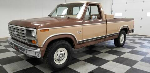 1984 Ford F-150 for sale at 920 Automotive in Watertown WI