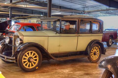 1928 Buick 4 Door Sedan for sale at Hooked On Classics in Watertown MN