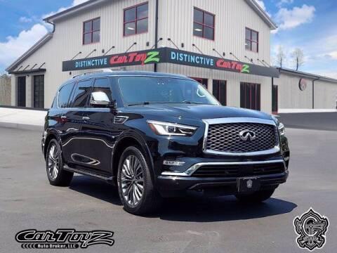 2019 Infiniti QX80 for sale at Distinctive Car Toyz in Egg Harbor Township NJ