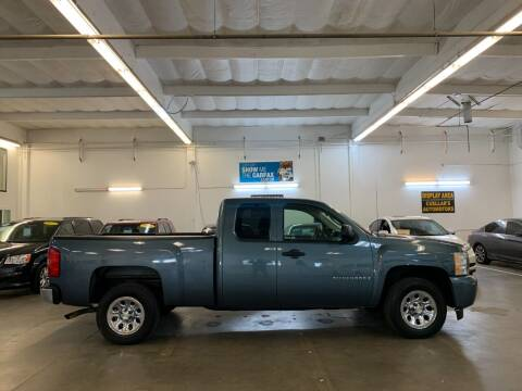 2007 Chevrolet Silverado 1500 for sale at Cuellars Automotive in Sacramento CA