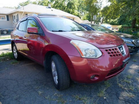 2010 Nissan Rogue for sale at M & R Auto Sales INC. in North Plainfield NJ