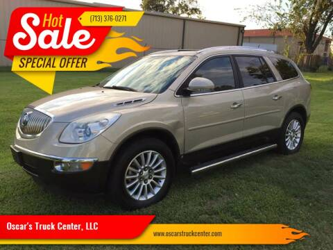 2009 Buick Enclave for sale at Oscar's Truck Center, LLC in Houston TX