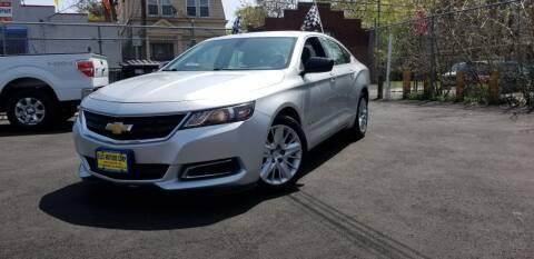 2014 Chevrolet Impala for sale at Elis Motors in Irvington NJ