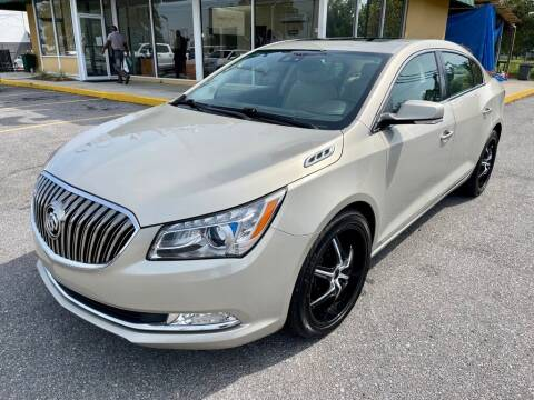 2015 Buick LaCrosse for sale at Southeast Auto Inc in Baton Rouge LA
