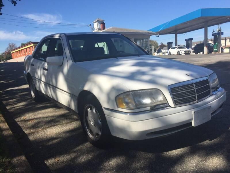 1994 Mercedes-Benz C-Class for sale at MFT Auction in Lodi NJ