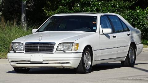 1998 Mercedes-Benz S-Class for sale at Premier Luxury Cars in Oakland Park FL