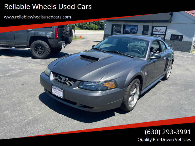 2004 Ford Mustang for sale at Reliable Wheels Used Cars in West Chicago IL