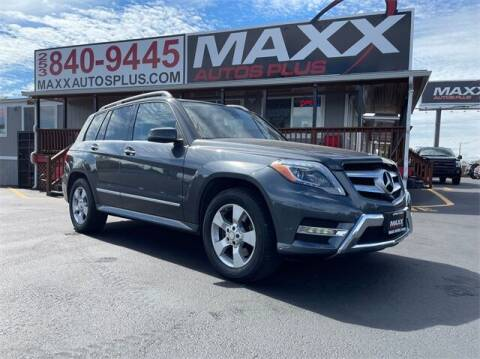 2014 Mercedes-Benz GLK for sale at Maxx Autos Plus in Puyallup WA