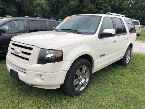 2008 Ford Expedition for sale at R.E.D. Auto Sales LLC in Joplin MO