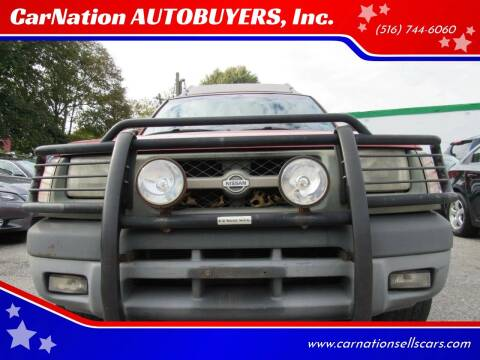 2000 Nissan Xterra for sale at CarNation AUTOBUYERS, Inc. in Rockville Centre NY