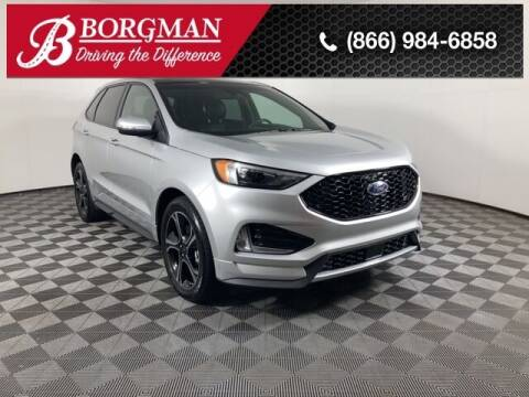 2019 Ford Edge for sale at BORGMAN OF HOLLAND LLC in Holland MI