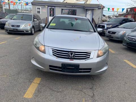2008 Honda Accord for sale at Metro Auto Sales in Lawrence MA