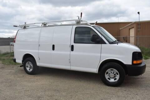 2011 Chevrolet Express Cargo for sale at Paris Motors Inc in Grand Rapids MI