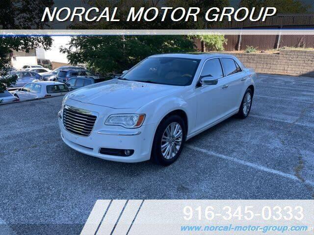2013 Chrysler 300 for sale in Auburn, CA