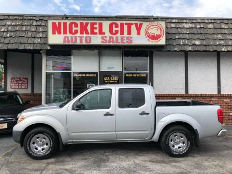 2011 Nissan Frontier for sale at NICKEL CITY AUTO SALES in Lockport NY