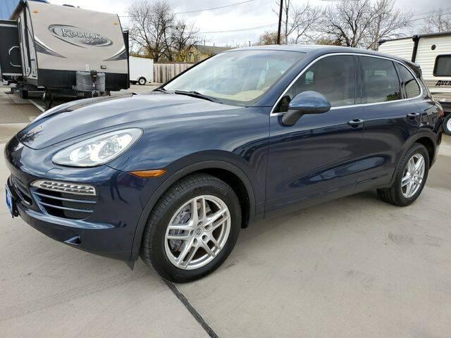 2013 Porsche Cayenne for sale at Kell Auto Sales, Inc in Wichita Falls TX