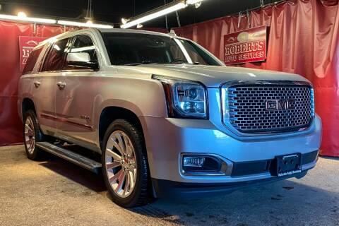 2016 GMC Yukon for sale at Roberts Auto Services in Latham NY