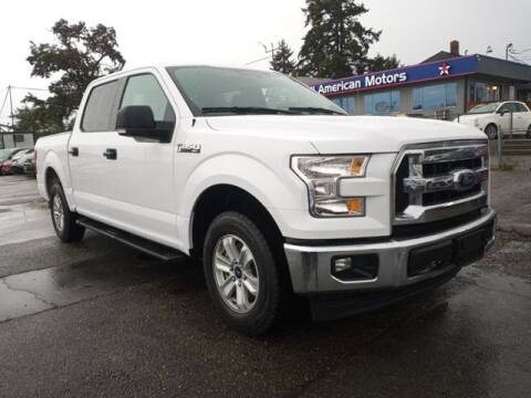 2017 Ford F-150 for sale at All American Motors in Tacoma WA